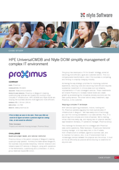 Thumb proximus case study