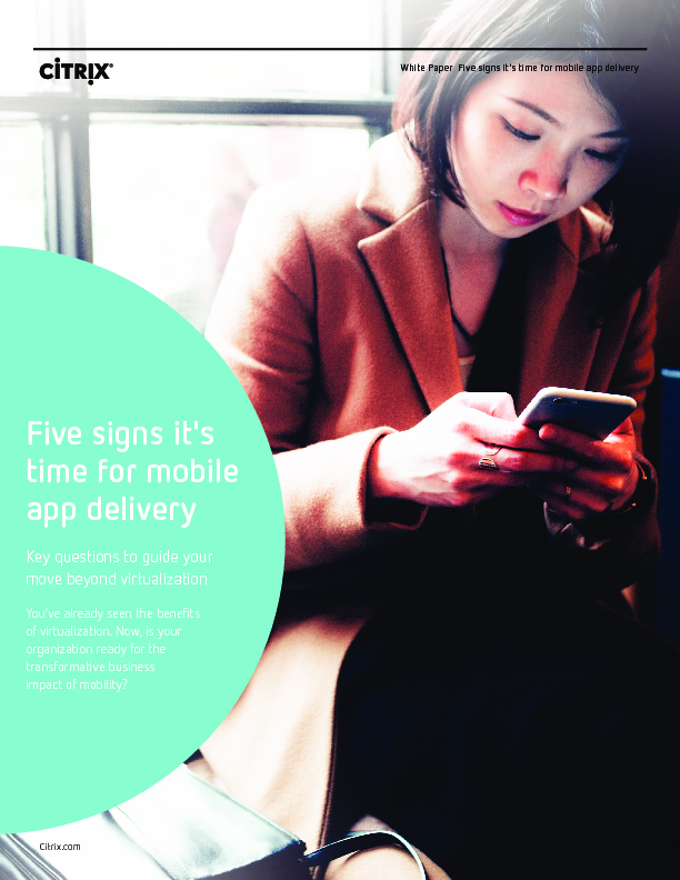 Thumb original five signs its time for mobile workspace delivery