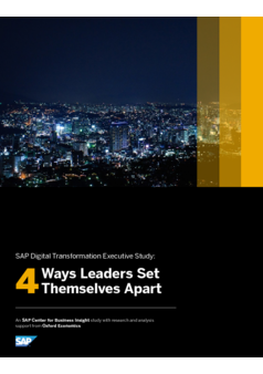 4 Ways Leaders Set Themselves Apart