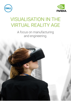 Thumb visualisation in the virtual reality age