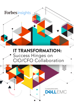 Thumb dellemc forbes it transformation on cio cfo collaboration