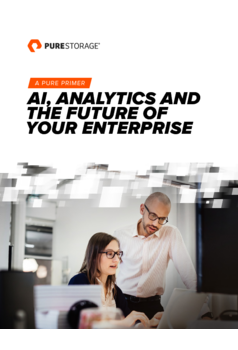 AI, Analytics and the Future of your Enterprise