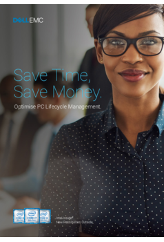 Save Time, Save Money. Optimise PC Lifecycle Management.