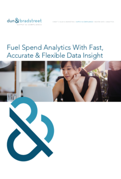 Fuel Spend Analytics With Fast, Accurate & Flexible Data Insight