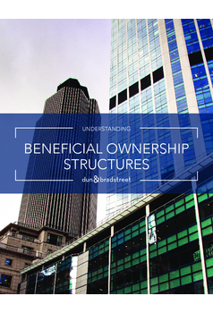 Beneficial Ownership Structures