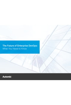 The Future of Enterprise DevOps: What You Need to Know