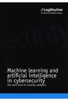 Machine learning and artificial intelligence in cybersecurity