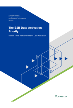 Thumb forrester   b2b data activation priority 2018