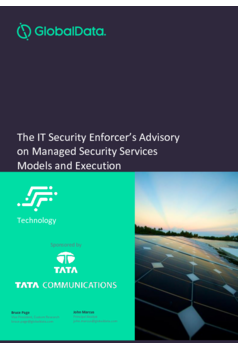 The IT Security Enforcer's Advisory on Managed Security Services Models and Execution