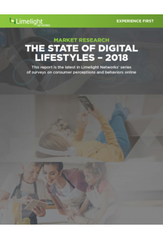 The State Of Digital Lifestyles 2018