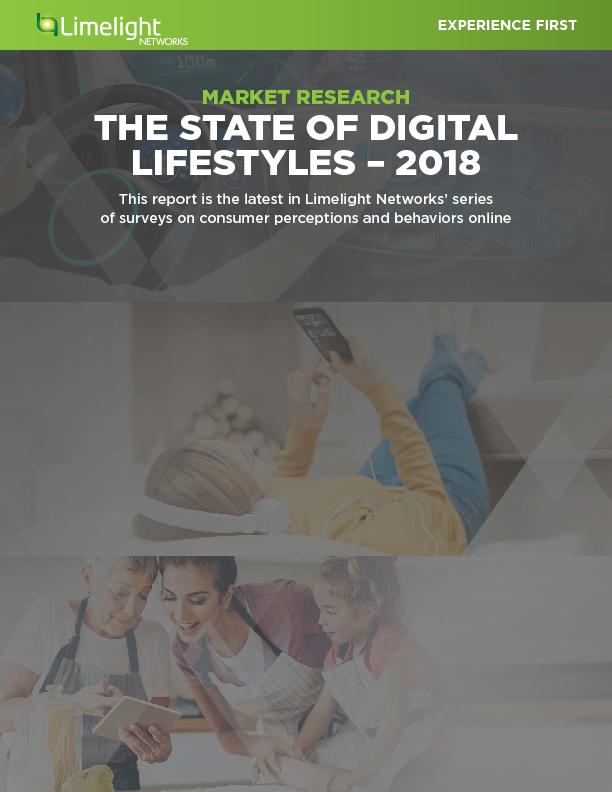 Thumb original state of digital lifestyle