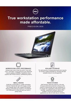 True workstation performance made affordable
