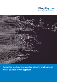 Employing machine learning in a security environment: A data science-driven approach