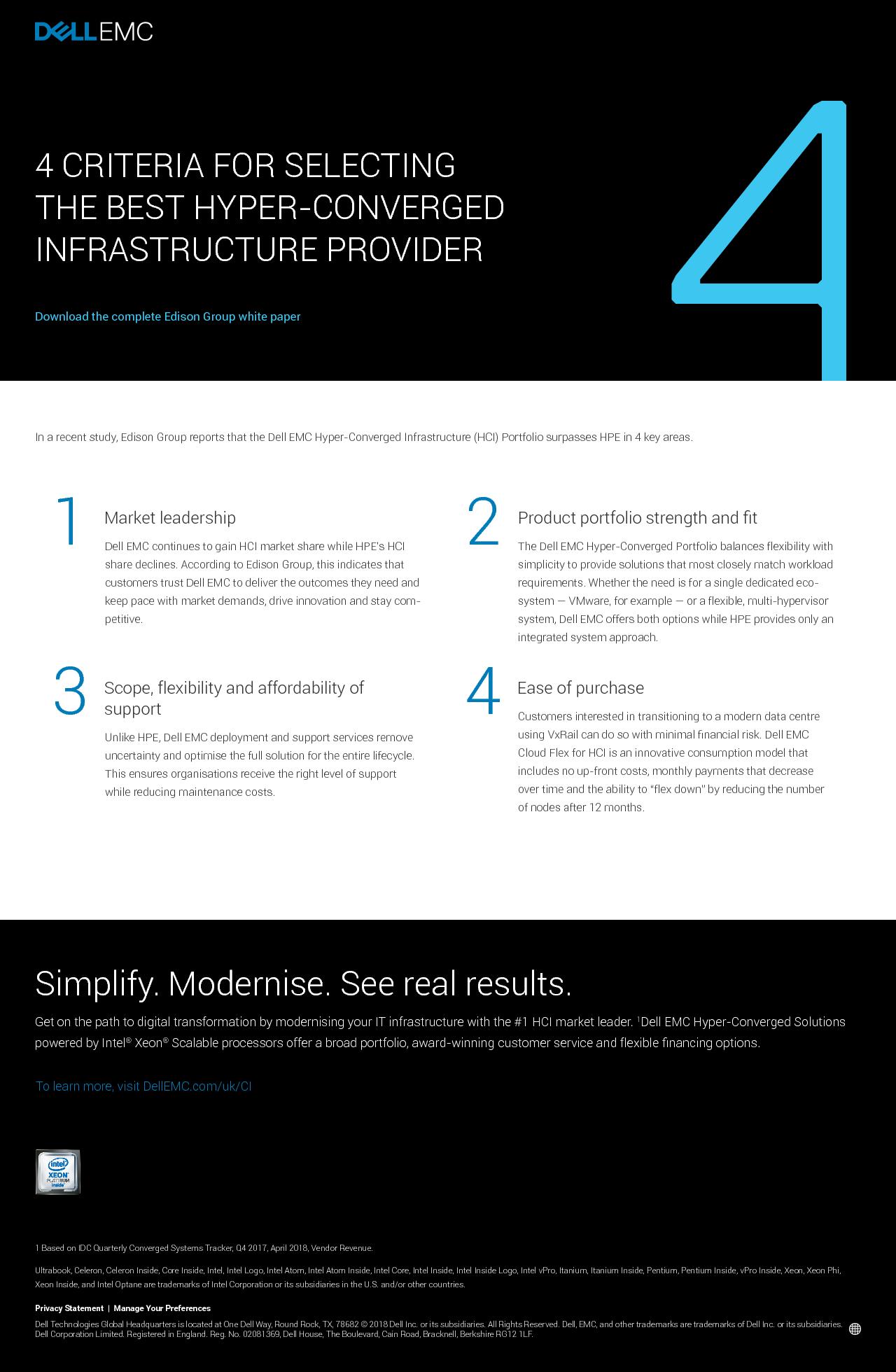 Thumb original 4 key criteria for selecting best hci provider