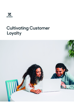 Thumb cultivating customer loyalty
