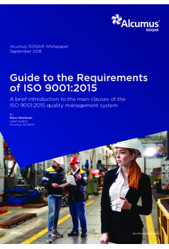 Thumb alcumus isoqar   guide to the requirements of iso 9001