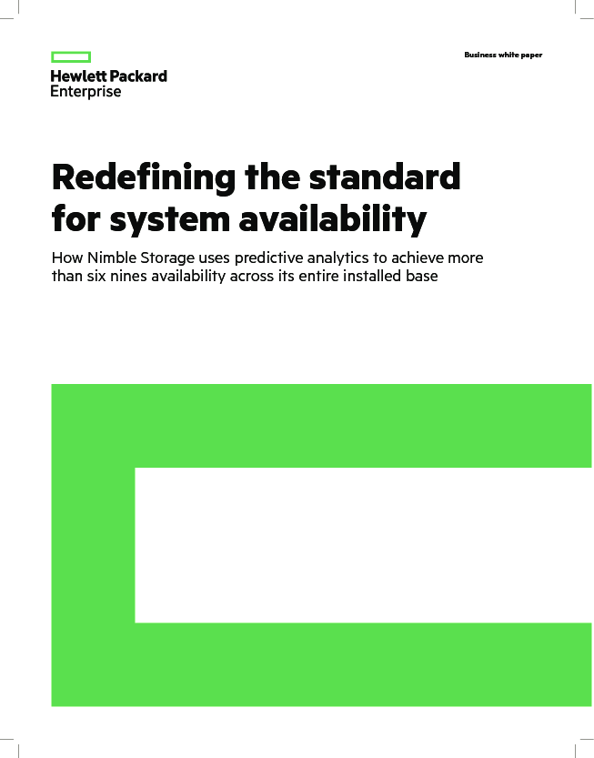 Thumb original redefining the standard for system availability uk