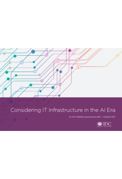 Thumb considering it infrastructure in the ai era 78018878gben