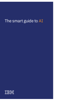 Thumb the smart guide to ai 73018873gben