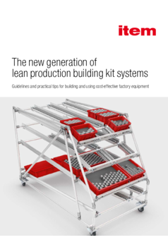 The new generation of lean production building kit systems