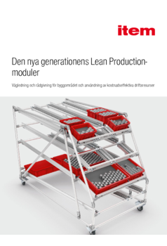 Den nya generationens Lean Production-moduler