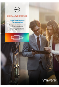 Digital Workspace - Powering Workforce Transformation
