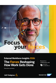 Thumb external workforce insights 2018. the forces reshaping how work gets done