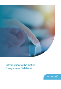 Thumb datastax introduction to the active everywhere database
