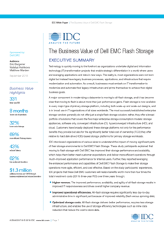 Thumb idc business value all flash storage report