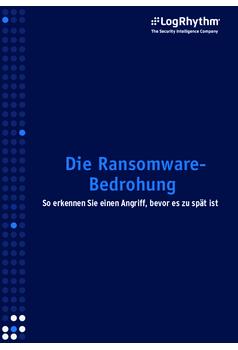 Die Ransomware Bedrohung: So erkennen Sie einen Angriff, bevor es zu spät ist