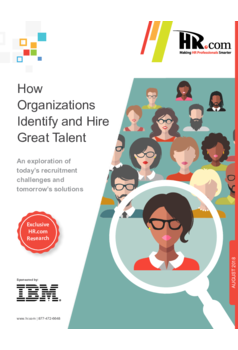 Thumb how organizations identify and hire great talent