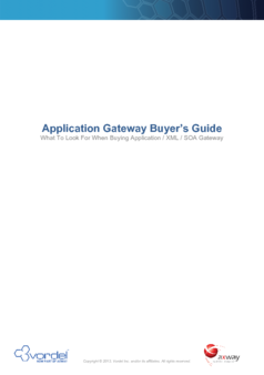 Application Gateway Buyer's Guide