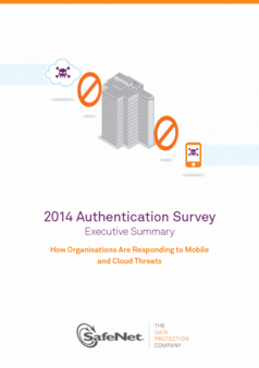 2014 Authentication Survey - Executive Summary