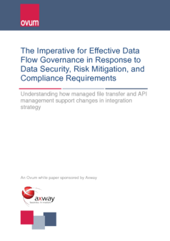 Thumb whitepaper the imperative for effective data flow governance axway ovum whitepaper final