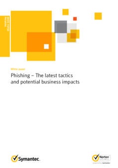 Phishing – The latest tactics and potential business impacts