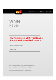Thumb ibm flashsystem v840  the nexus of storageservices and performance
