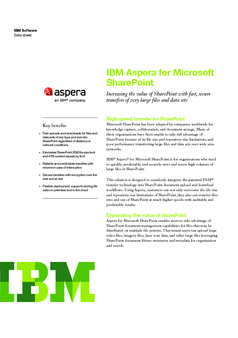 Thumb ov30855  ibm aspera for microsoft share point