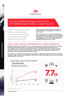 Thumb performance hub infopaper