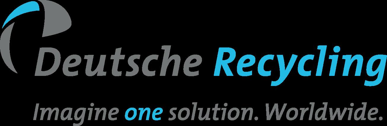 Deutscherecycling logo claim