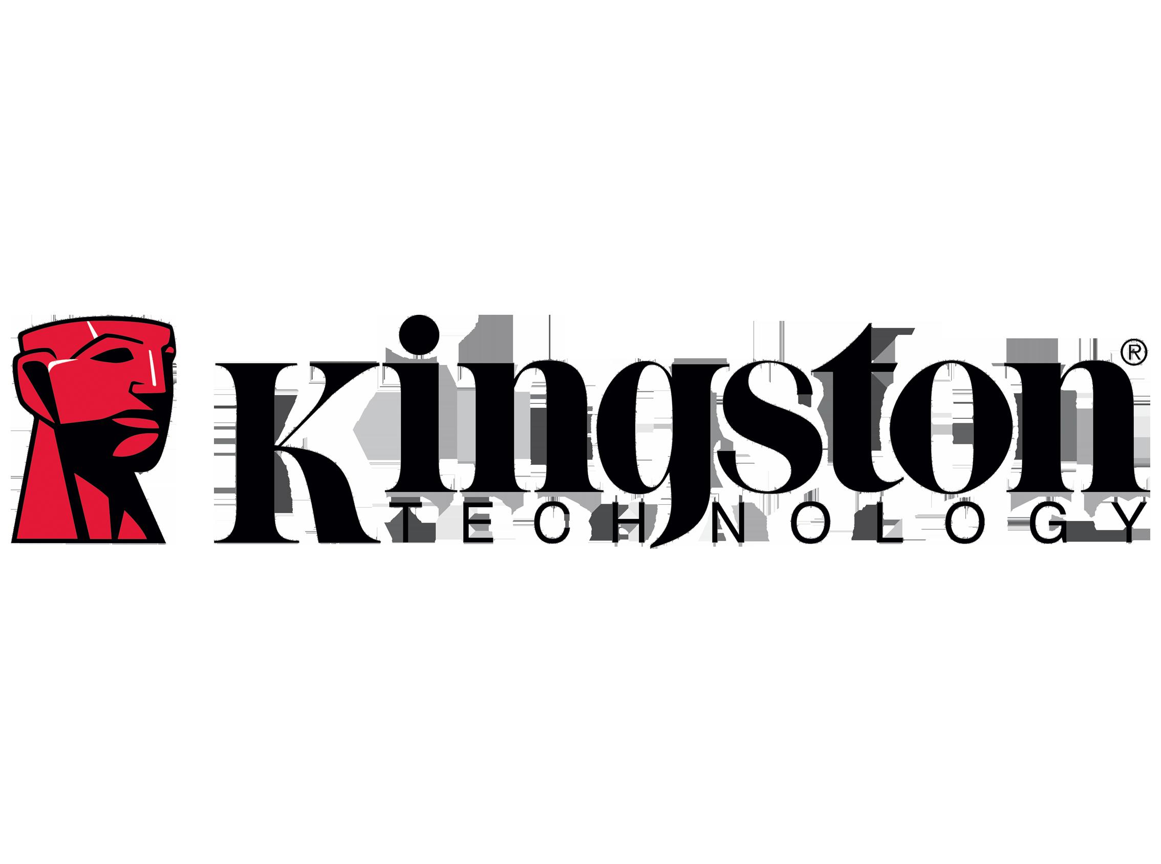 Kingston logo wordmark