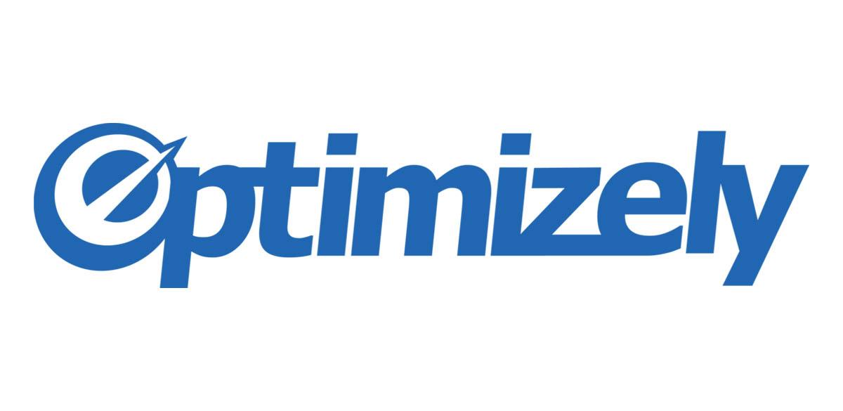 Optimizely logo header