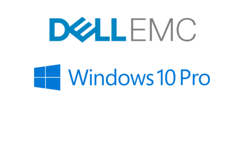 Dell emc and windows 10 pro