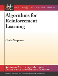 Algorithms for Reinforcement Learning