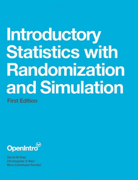 Intro Stat with Randomization and Simulation