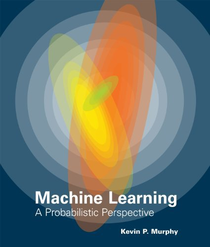 Machine Learning A Probabilistic Perspective book cover