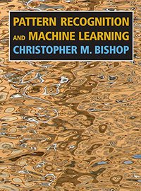 Pattern Recognition and Machine Learning book cover