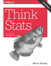 Think Stats: Exploratory Data Analysis in Python