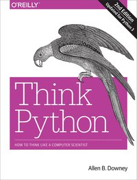 Think Python second edition