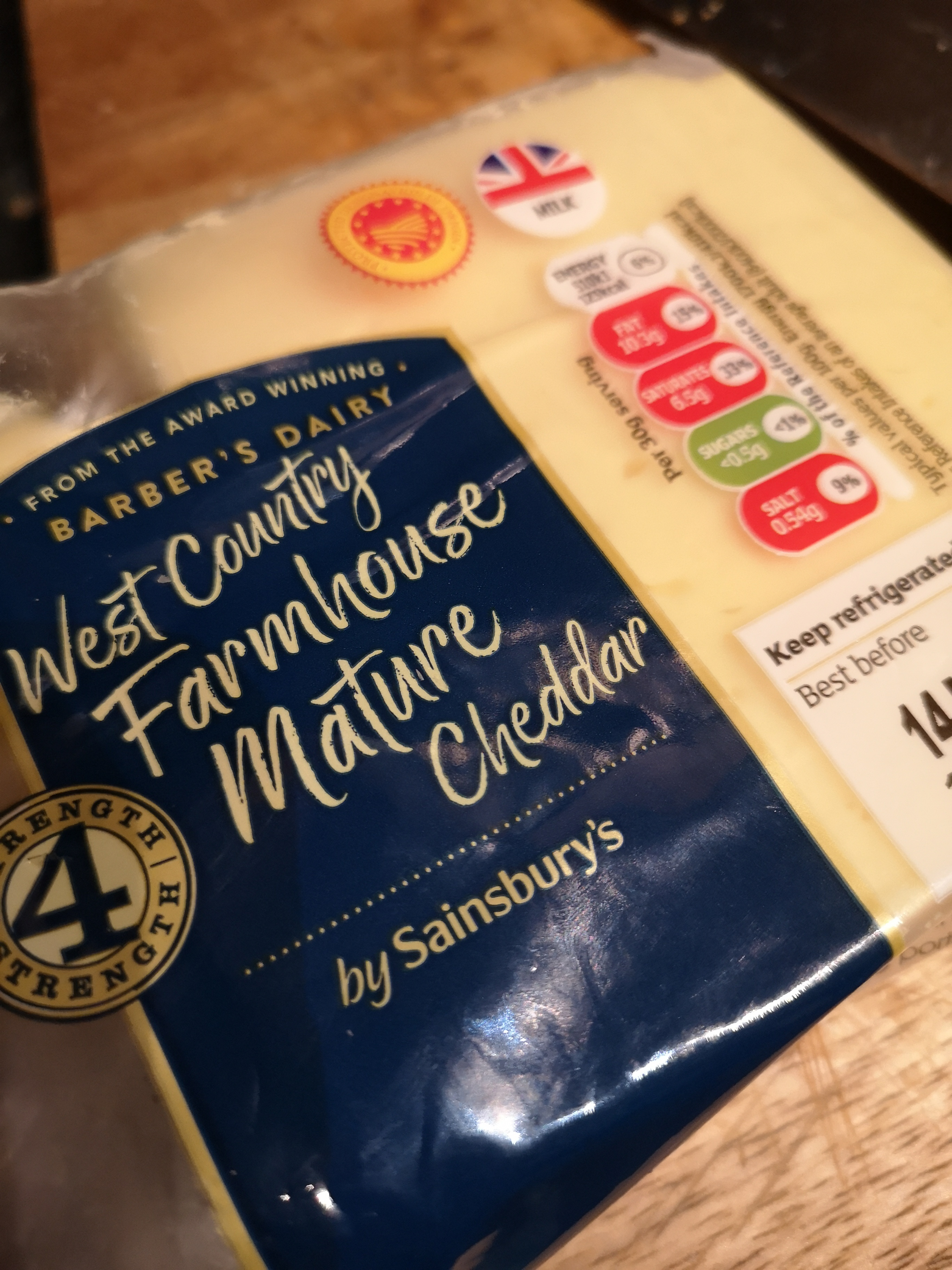 Sainsbury's West Country Cheddar