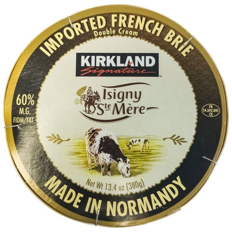 Double Cream French Brie